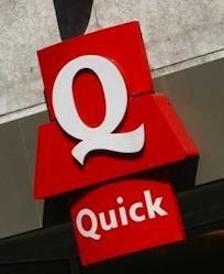 La franchise Quick prévoit de se réinstaller dans des régions françaises