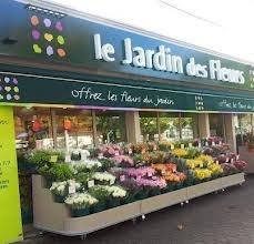 JARDIN DES FLEURS (LE): La franchise de fleurs de Bordeaux a choisi les couleurs du nouveau concept