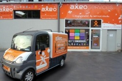 Ouvrir une agence franchisée AXEO Services