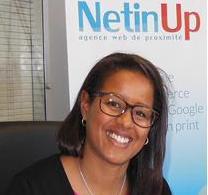 Axelle Gallois, franchisée NetinUp