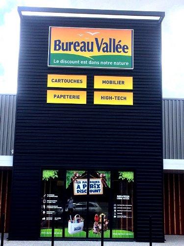 La franchise Bureau Valle sinstalle SaintMdardenJalles