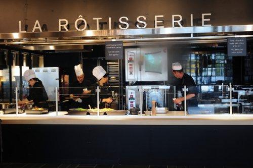 Franchise restauration rapide fast food ouvrir une for Equipement pour restauration rapide