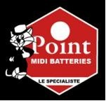 Franchise POINT MIDI BATTERIES