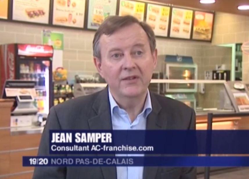 Regardez le très intéressant reportage de France 3 sur la franchise