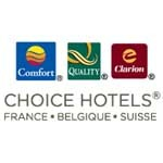 Franchise CHOICE HOTELS FRANCE (VOIR CLARION, COMFORT, QUALITY)