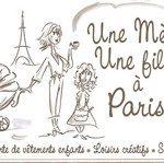 Franchise UNE MERE UNE FILLE A PARIS