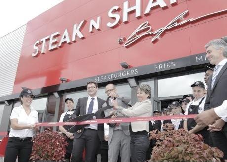 Steak N Shake Nouveau Restaurant Marseille