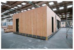 La franchise france bois modulaire une maison design et cologique france for Maison modulaire ecologique