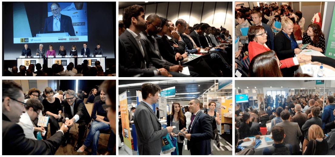Bilan du salon des micro entreprises 2015 et nouveaut s for Salon virtuel de la franchise