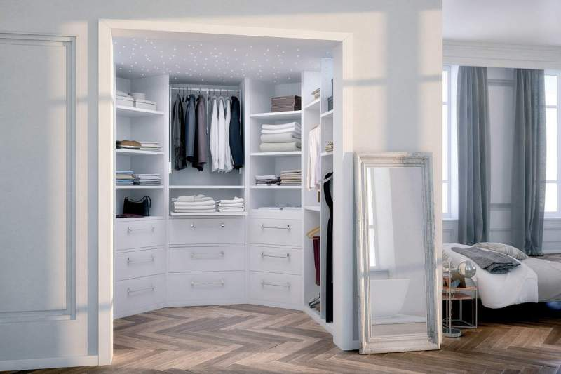 Archea les solutions dressing et chambre adultes france for Photos dressing dans une chambre