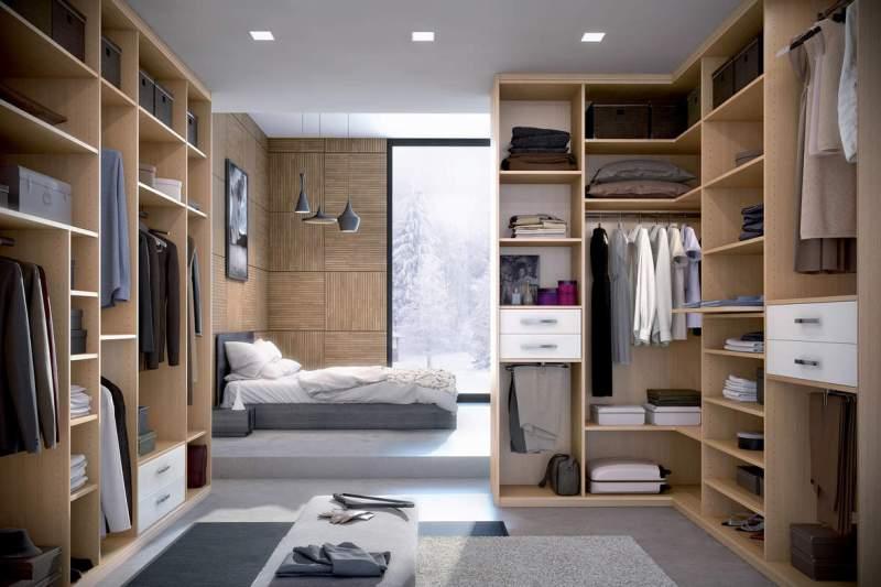 Archea les solutions dressing et chambre adultes france - Suite parentale avec dressing et salle de bain ...