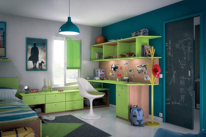 Archea les solutions dressing et chambre adultes france for Ensemble meuble bureau