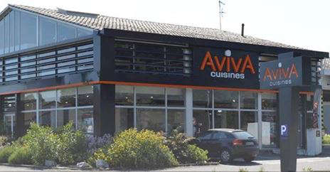 D co aviva cuisine st orens toulouse 1131 aviva for Conforama saint orens