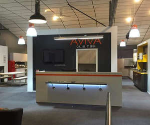 le réseau Cuisines AvivA accompagne ses franchisés