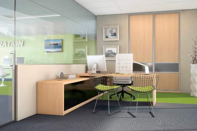 Solutions du r seau archea pour les espaces pro et les for Amenagement de bureau professionnel