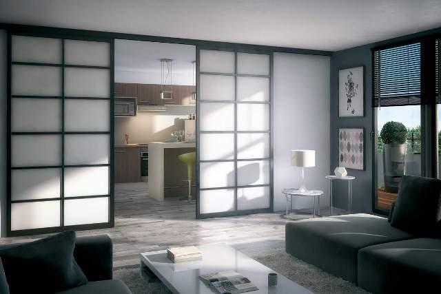 Solutions du r seau archea pour les espaces pro et les for Separer la cuisine du salon