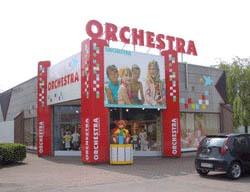 les villes cibl es par la franchise orchestra en france france. Black Bedroom Furniture Sets. Home Design Ideas