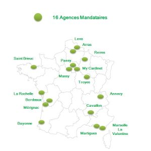 Franchise Promovacances carte mandataires