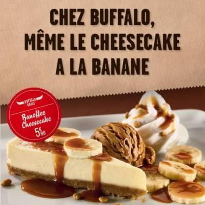 Les produits du r seau buffalo grill france - Cheesecake buffalo grill ...