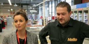 Interview de Damien et Laurie Scarpini, adhérents Netto