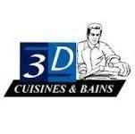 Franchise 3D CUISINES ET BAINS