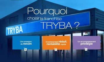 La franchise Tryba récompensé du Prix Spécial « Démarche Innovante »