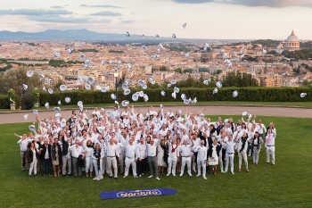Convention Norauto à Rome