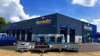 Franchise Norauto : transfert du centre de Nevers