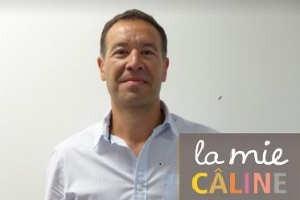 Franck Diaz, franchisé La Mie Câline