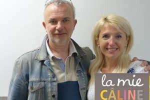 Natalia et Philippe, franchisés La Mie Câline