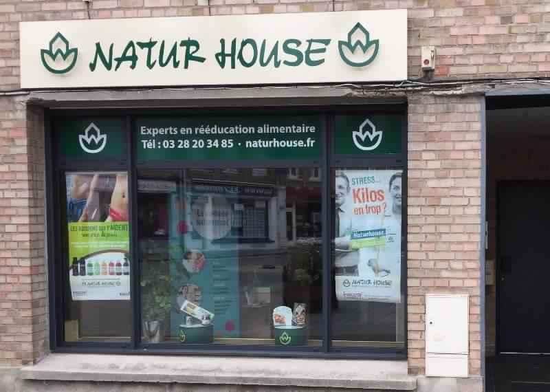 Magasin sous enseigne Naturhouse