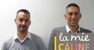 Franck Petit et Damien Plante