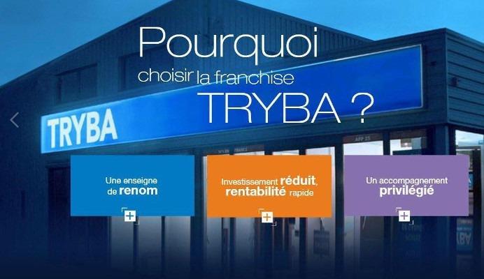 Tryba prévoit l'ouverture de sept à huit nouveaux magasins en 2021