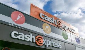 Cash Express et l'application de la taxe aux appareils reconditionnés