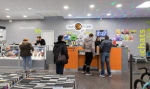 Les magasins Cash Express réouvrent leurs portes aujourd'hui
