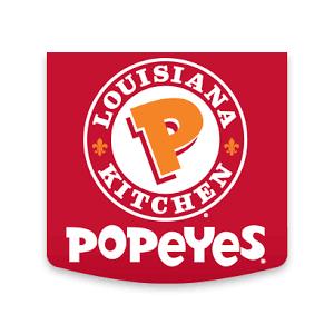 Franchise Popeyes Louisiana Kitchen