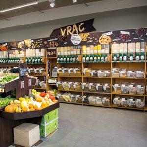 Le magasin Biocoop Le Sillon Bio fait évoluer son concept