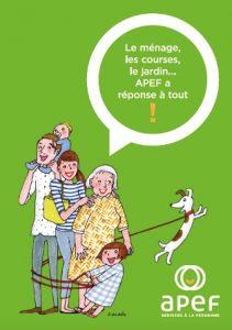 La franchise APEF poursuit son développement en France