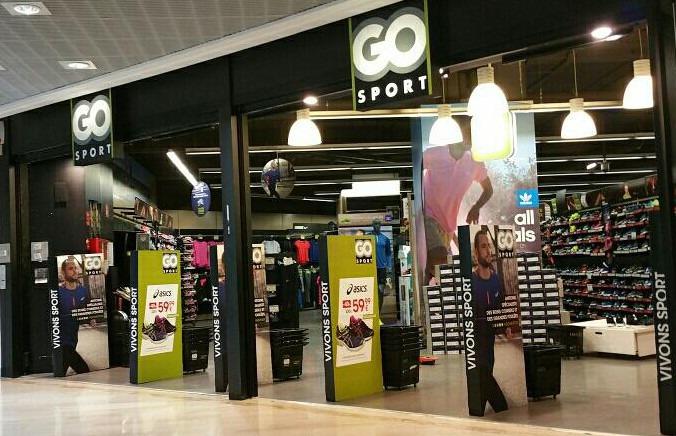 5289ecc2895 La franchise Go Sport renforce sa stratégie de commerce omnicanal