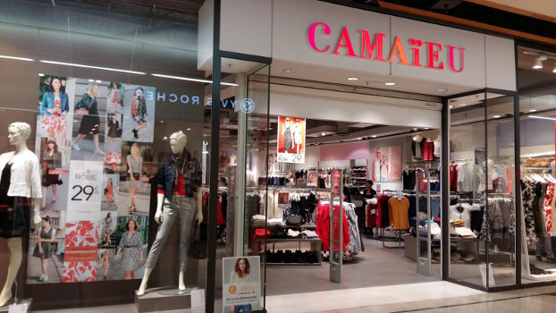 La franchise Camaïeu