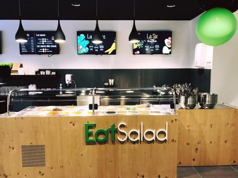 Devenir Franchisé EatSalad