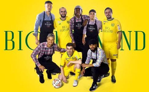 Big Fernand contrat de sponsoring avec le club du FC Nantes
