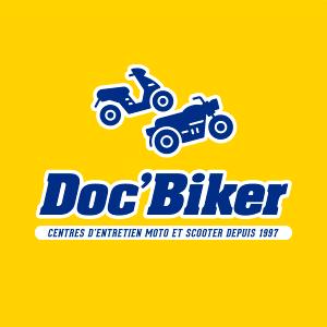 Logo Franchise Doc'Biker