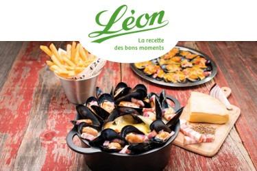 Un premier restaurant Léon au nouveau concept ouvre ses portes