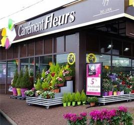 La franchise Carrément Fleurs annonce un chiffre d'affaires en hausse