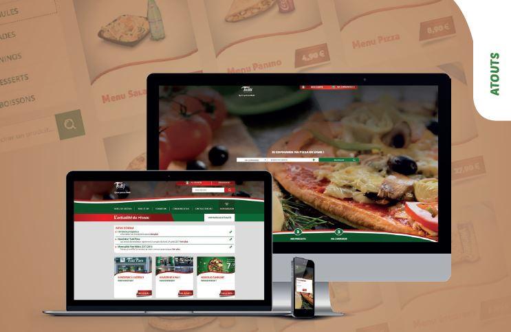Tutti Pizza : une reprise positive et 100% digitale