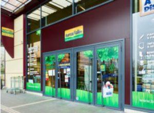 Bureau vallée inaugure son nouveau magasin de rodez