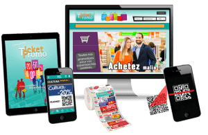 Outils digitaux Ticket Promo