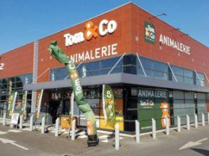 Point de vente Tom&Co