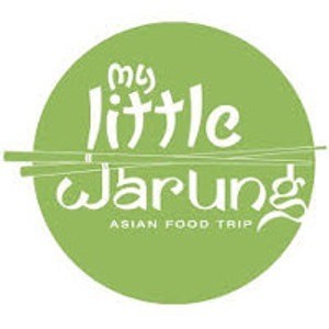 Franchise my little warung logo